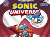 Archie Sonic Universe Issue 39