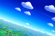 Windy Hill Background (Sonic Lost World Japanese Website 2)