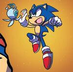 Yacker and Sonic