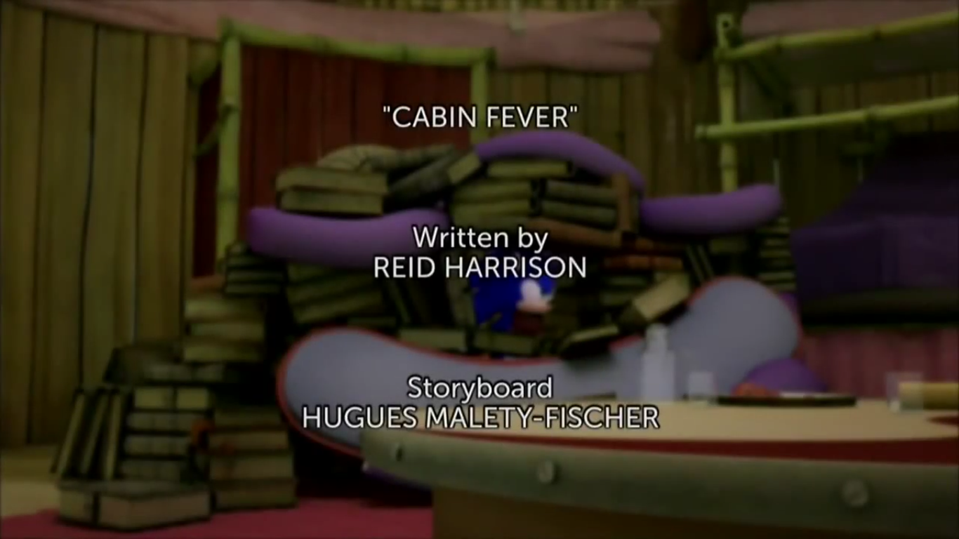 Cabin Fever | Sonic News Network | FANDOM powered by Wikia