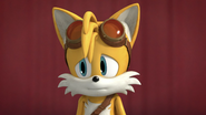 Guilty looking Tails