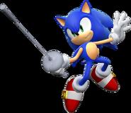 London Olympics Sonic 2