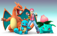 Pokémon Trainer SSBB