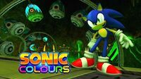 Sonic Colors - Asteroid Coaster Act 1 Full HD 1080p 60 FPS