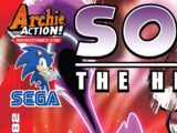 Archie Sonic the Hedgehog Issue 282