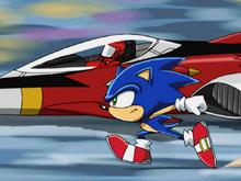 Sonic i Sam Speed race
