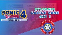Sylvania Castle Zone Act 1 - Sonic 4 Episode II (Mobile)