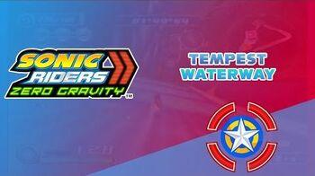 Tempest Waterway - Sonic Riders Zero Gravity