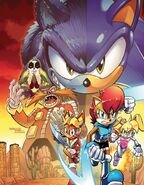 ArchieSonic266CoverRaw