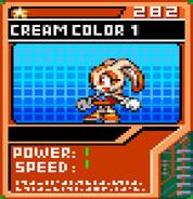 Cream Color 1