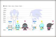 Modern3D Height Chao