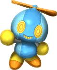 Omochao (Mario & Sonic 2012)