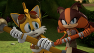 S2E13 Tails and Sticks