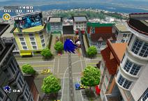 SA2 City Escape