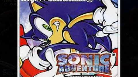 Sonic Adventure Music General Offensive (Sky Deck)