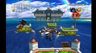 Sonic Heroes- Ocean Palace (Team Dark)