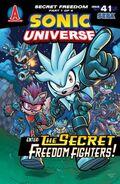 Sonic Universe 41