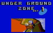 Under groun zone