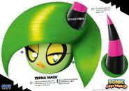Zeena Mask