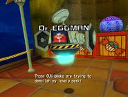 Dr. Eggman - Circus Park