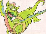 Dulcy the Dragon (Pre-Super Genesis Wave)
