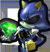Metal Sonic Rivals sprite 4