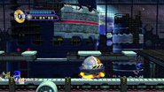 Metal Sonic i Eggmobile 1