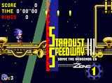 Stardust Speedway
