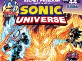 Archie Sonic Universe Issue 44