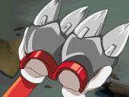 Shovel Claw Sonic X