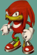 Sonic 3 - Knuckles 3