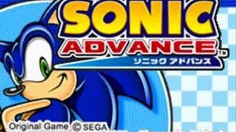 Sonic Advance Music Secret Base Zone Act 1