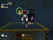 Sonic Adventure 2 Shield Hunter (Black)