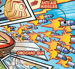 Anti-Air Missiles Archie