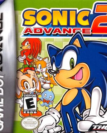 Sonic Advance 2 Sonic News Network Fandom