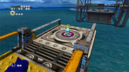 Lost Chao in Metal Harbour