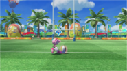 Mario & Sonic at the Rio 2016 Olympic Games - Amy Rugby Sevens
