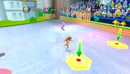 Mario Sonic Olympic Winter Games Gameplay 329