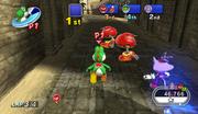 Mario Sonic Olympics Gameplay 58