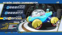Modyfikacje Zwrotne kola