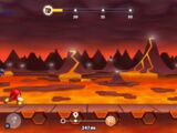 Lava Mountain (Sonic Runners Adventure)