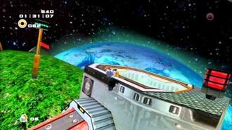 Sonic Adventure 2 (PS3) Mad Space Mission 2 A Rank
