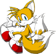 Sonic Channel Tails
