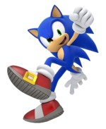 Sonic SLW art 1