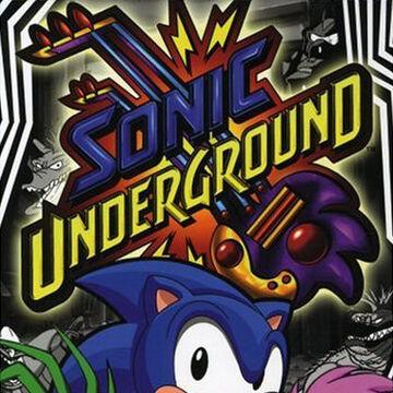 Sonic Underground Volume 1 Sonic News Network Fandom