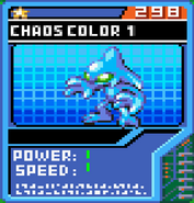 Chaos Color 1