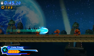 Cyan Laser Sonic Generations