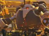 Death Egg Robot