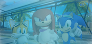 Free Riders Team Sonic