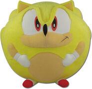GE Super Sonic ball plush